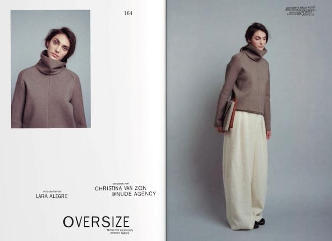 VEIN-Magazine_OVERSIZE_01_Lara-Alegre_Christina-van-Zon_Aennikin_Martin-Niklas-Wieser_Franziska-Michael_Reality-Studio_Lapaporter